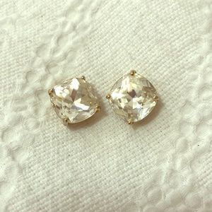 kate spade Jewelry - Large square studs
